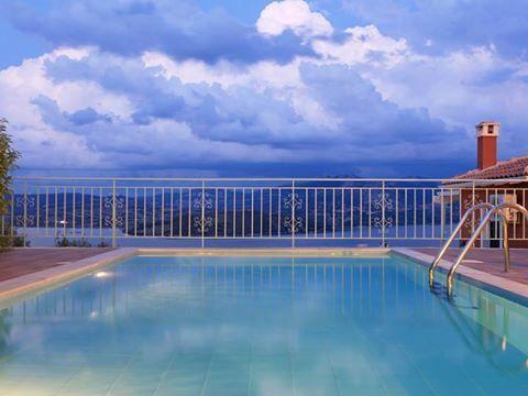 Stunning view from Esperides Villas