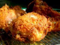 Kentucky-Style Fried Chicken