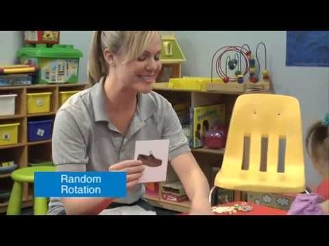 Discrimination Teaching - Autism Therapy Video