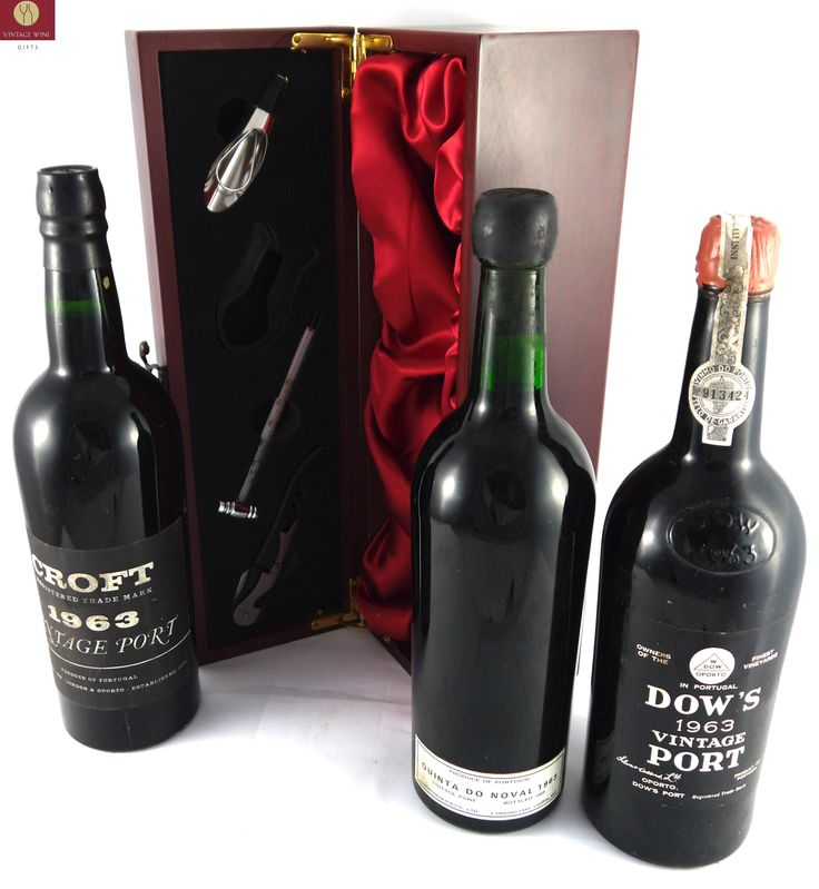 50th anniversary or birthday #vintage #port #gifts from Dow's , Croft and Quinta do Noval 1963!  http://www.vintageportgifts.co.uk/acatalog/50th_anniversary_gifts.html