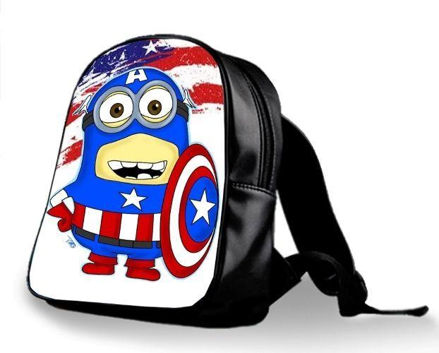 New Captain America Minion Best Design Backpack School Bag High Quality #Unbranded #modern #Foorteens #Essential #College #Boy #Tote #Whatinmy #Forgirls #Organization #Storage #Cute #Leather #Cool #Nursing #Back #Adidas #Station #Craft #Kawali #Korean #Ilustration #Law #Checklist #Grad #Nook #Whattoputinyour #Fashionable #Backpack #Crossbody #Handbag #Student #Kids #Vintage #Ideas #Nike #Shoulder #High #Purses #Pattern #Bolsasparalaescuela #Decoration #Black #Tumblr #University #Jansport…