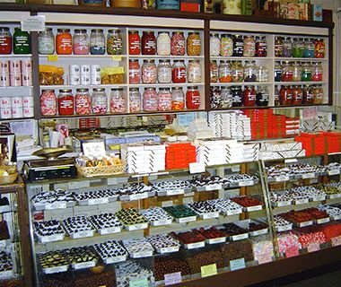 17 best images about america s best candy shops on for Fish store columbus ohio
