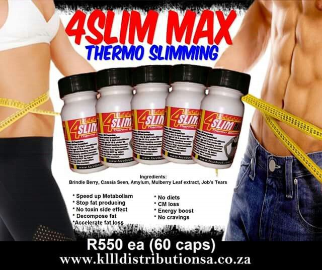 4Slim MAX advert1