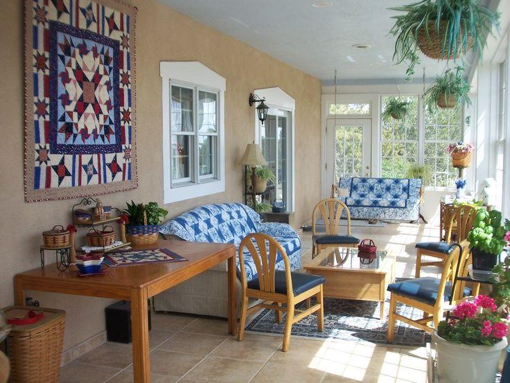 25 best Sunroom Ideas images on Pinterest | Sunroom ideas, Porch ...