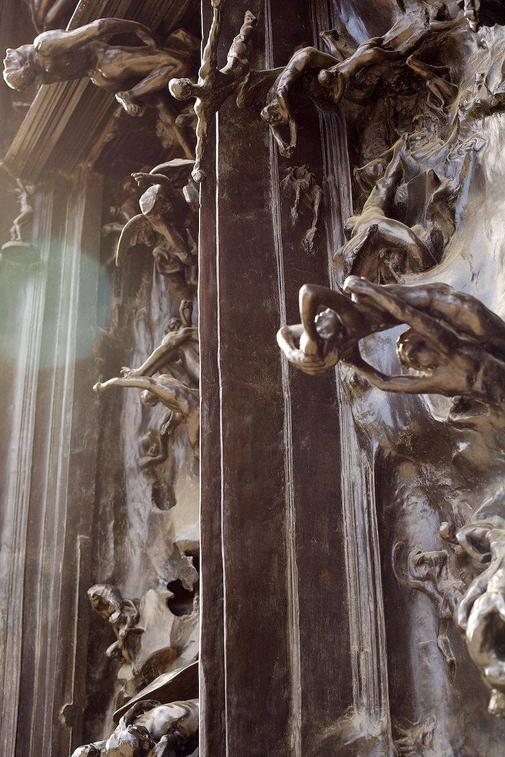 Auguste Rodin the Gates of Hell | The Gates of Hell: Auguste Rodin 5