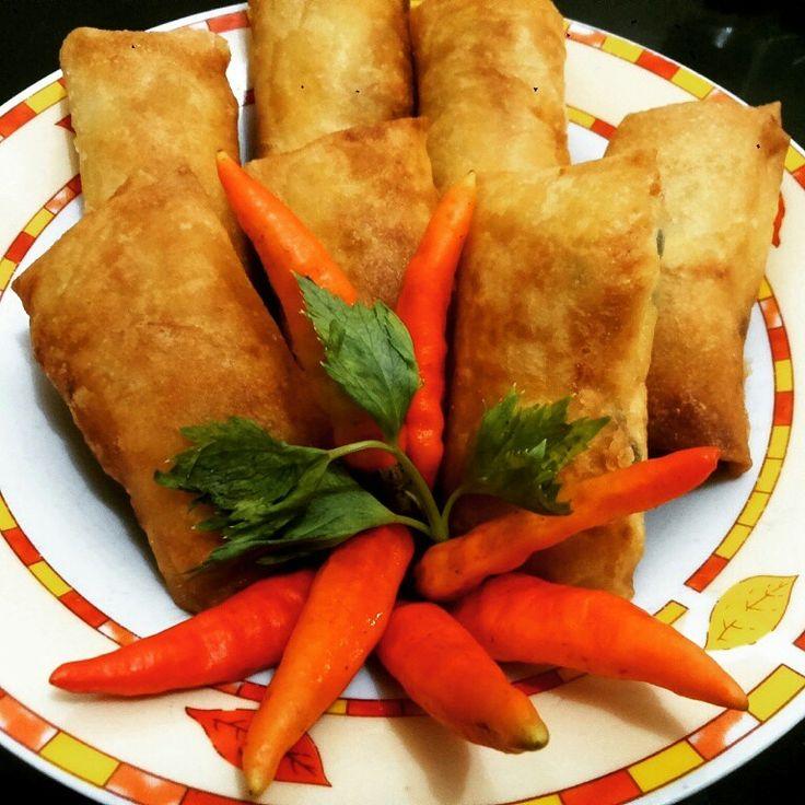 Martabak Tahu Fried Crispy :-)