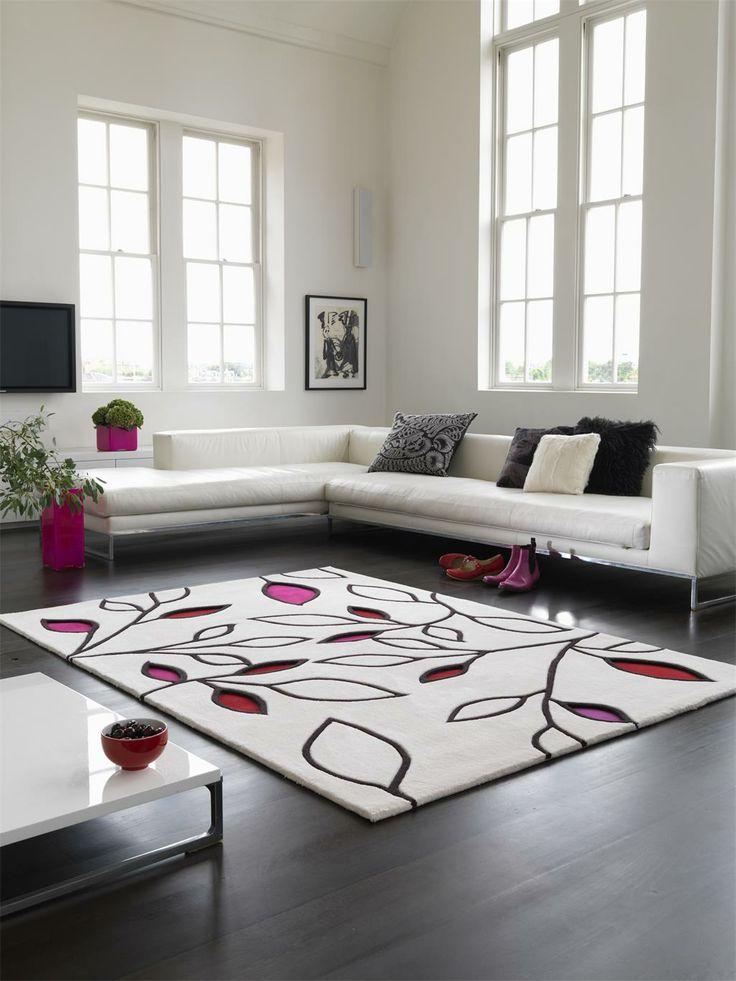 http://www.benuta.de/catalogsearch/result/?q=laya#isPage=1  Die Teppiche unserer Laya Kollektion verzaubern durch ihr einzigartiges Design. Der dichte und weiche Flor aus Acryl wird durch aufwendig gearbeitete Einsetzungen aus Alcantara variiert. Dadurch entsteht eine plastische, dreidimensionale Wirkung, die durch die lebendigen Farben zusätzlich unterstrichen wird. Dabei beweist Laya mit seinem konkurrenzlos niedrigen Preis, dass auch außergewöhnliches Design nicht teuer sein muss.