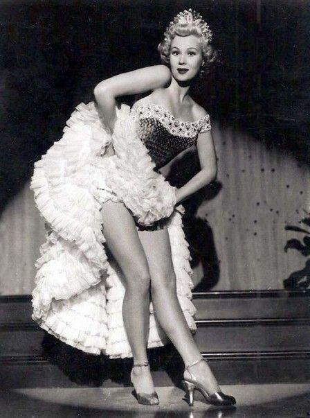 "Virginia Mayo movie stills   Virginia Mayo in ""She's Back on Broadway"" (1953)"