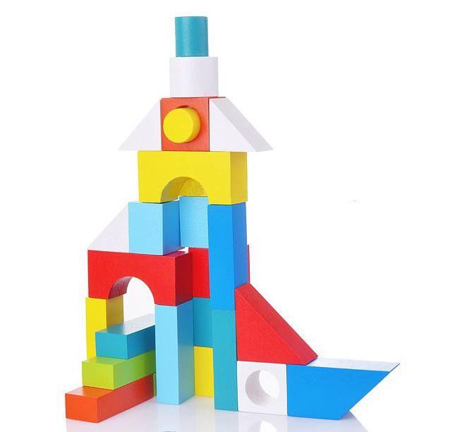 картинки башня из кубиков плоскостная девушки умеют