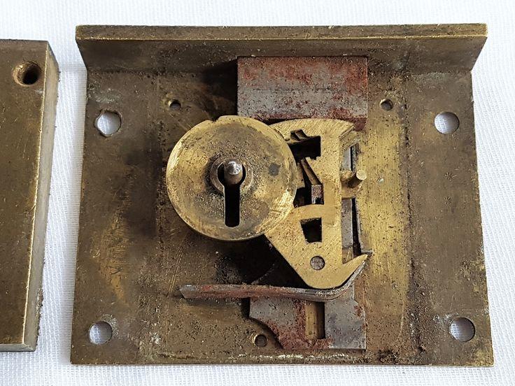 Chubb's patent detector lock