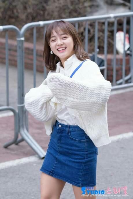 #SEJEONG OTW to Music Bank
