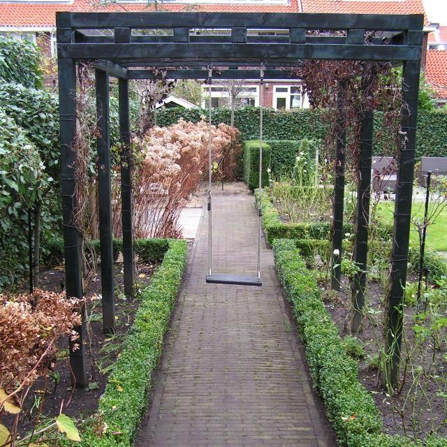 17 beste idee n over pergola schommel op pinterest buiten schommels patio en tuinschommel - Pergola klimplant ...