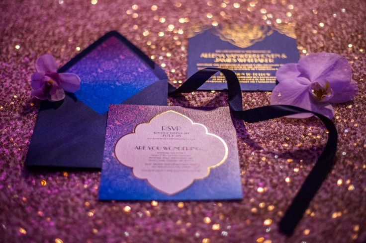 Wedding Invitation - Pink Polka Stationery - Jennifer Bergman Weddings