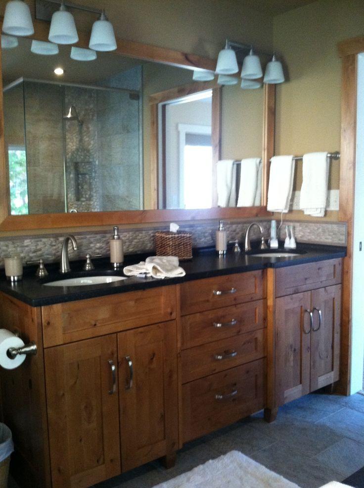 Perfect Pretty Bathroom Vanity Backsplash Ideas  Bathroom Design Ideas And