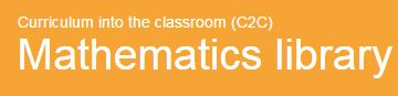 The C2C Mathematics library focuses on materials to support the teaching of mathematics as defined by the Australian Curriculum: Mathematics for P-10. You will need to login to Learning Place [Department of Education, Training and Employment]. Includes resources for: Number & Algebra; Measurement & Geometry; Statistics & Probability; Curriculum; Mathematical skills; Assessment Bank and Resource Bank.