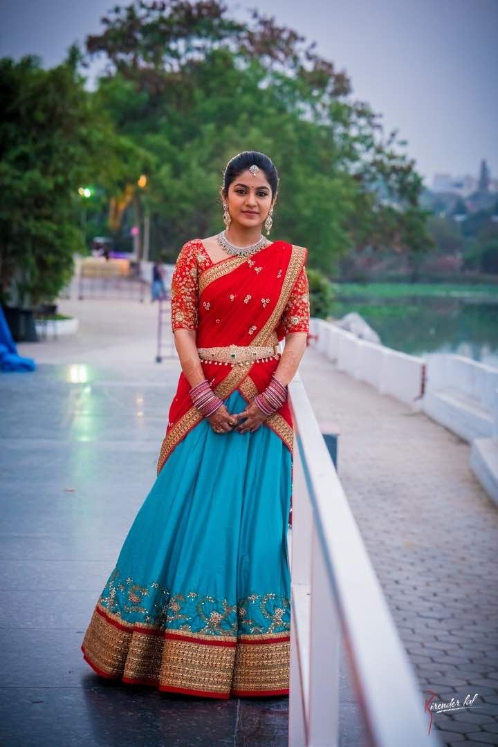 Brides in Mrunalini Rao