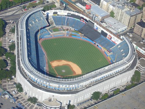 Old Yankee Stadium