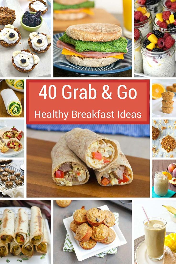 1000 Images About Grab Go Breakfast Ideas On Pinterest The Go Grano