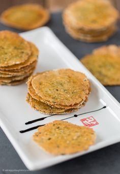 Senbei – Japanese Rice Crackers #TwelveLoaves — A Shaggy Dough Story