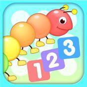Räkning för småbarn 123 - Lär dig räkna | Pappas Appar