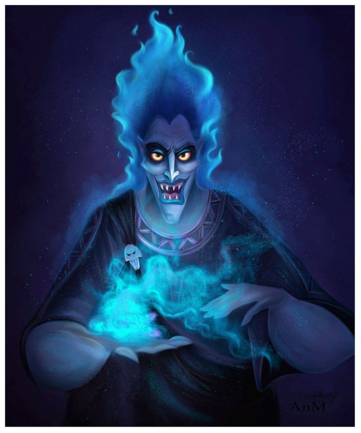 Hades by Niniel-Illustrator on DeviantArt