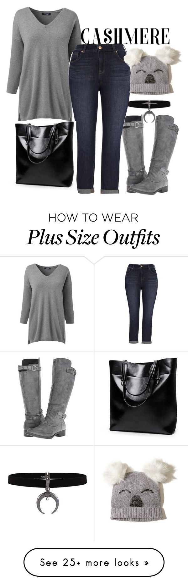 """Untitled #719"" by ashantay87 on Polyvore featuring Rocket Dog, Lands' End, Melissa McCarthy Seven7 and Hollister Co."