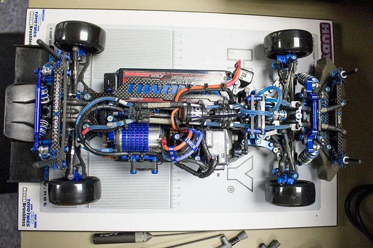 Paul Edwards RC Drift car                                                                                                                                                                                 More