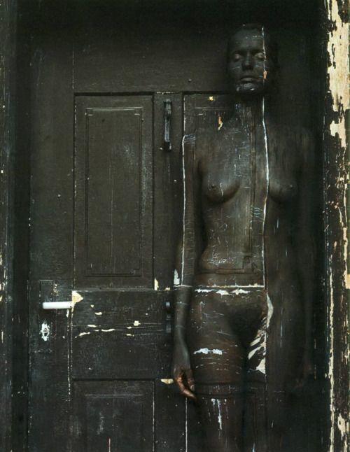 Camouflage Body Paint: Erstaunliche Körper - Kunst! Ich habe sie fast nicht gesehen!