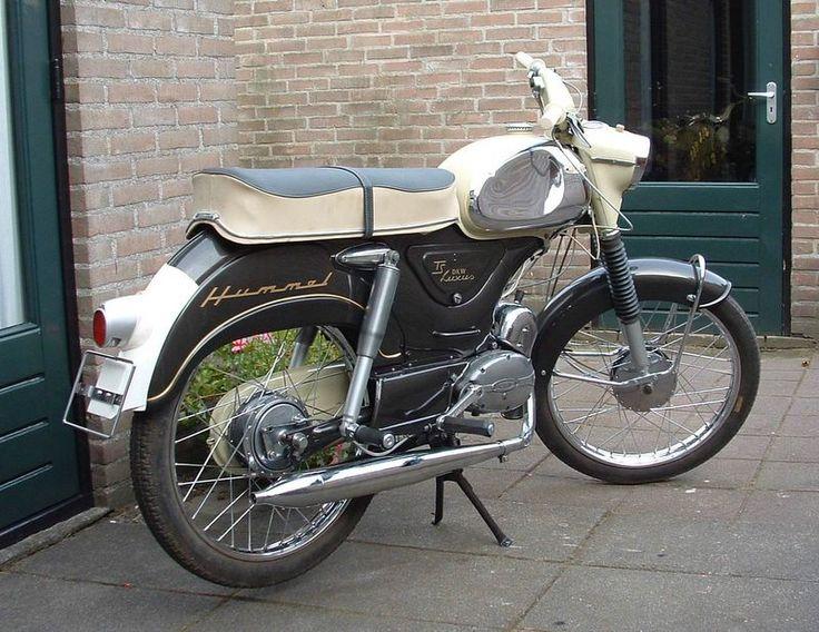 dkw hummel 50cc scooters motorcycle vintage. Black Bedroom Furniture Sets. Home Design Ideas