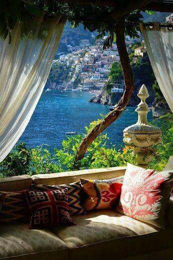Tranquilidad. Villa San Giacomo, Italy