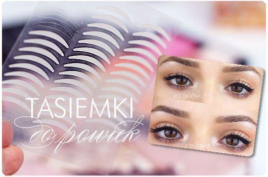 Alina Rose Makeup Blog: Tasiemki do powiek, nowe włosy