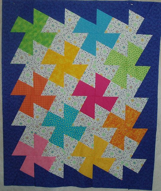 Twister Quilt by smalltown97038, via Flickr: Twister Quilts Pattern, Twister Quilt Patterns ...