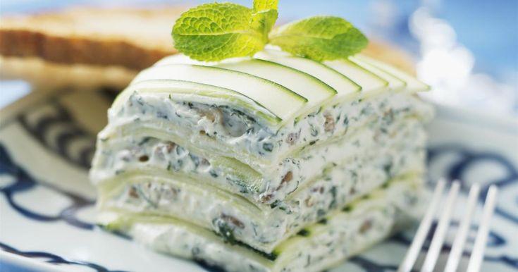 VEGAMANIA : 10 recettes dans lesquelles les féculents sont remplacés par les légumes - 9 photos