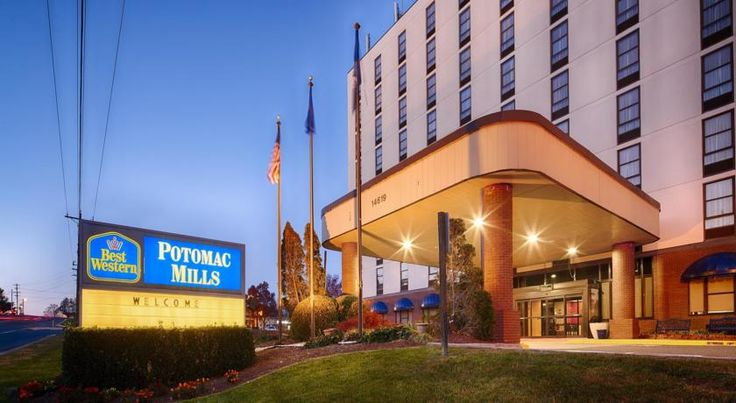 Best Western Potomac Mills Woodbridge Situated in Woodbridge, Virginia, only a short distance outside of Washington, D.C. city centre, this hotel features comfortable accommodations complete with a variety of modern amenities and facilities.