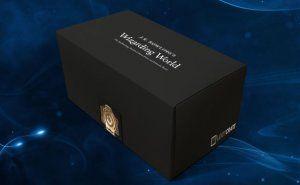 Une box officielle de produits dérivés Harry Potter - Poudlard.org