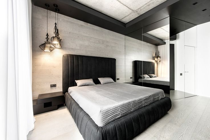 #Monochromatic master bedroom decor
