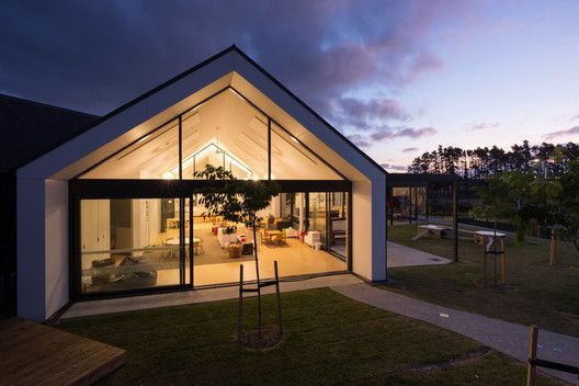Hobsonville Point Early Learning Centre,Courtesy of Collingridge and Smith Architects