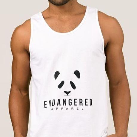 🐼NEW Men & Women's #TankTops are on sale now! 🐼#Panda