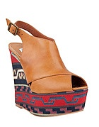 Elissaa Peep-Toe Wedges, these are a must