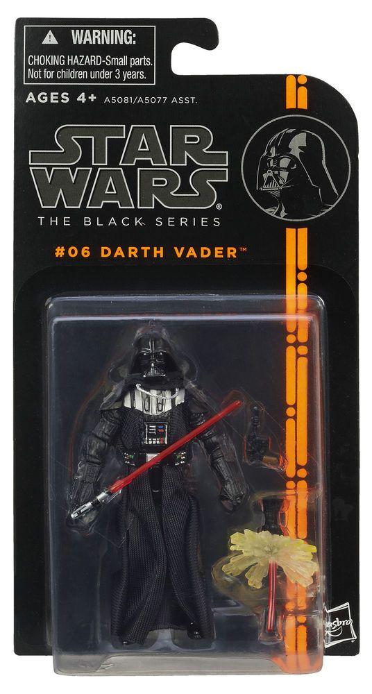 Star Wars Black Series 1 Darth Vader 3 3/4-Inch Action Figure