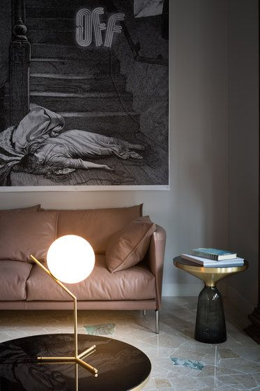 Wall lights in brass | Wall-mounted lights | IC Light | Flos. Check it out on Architonic