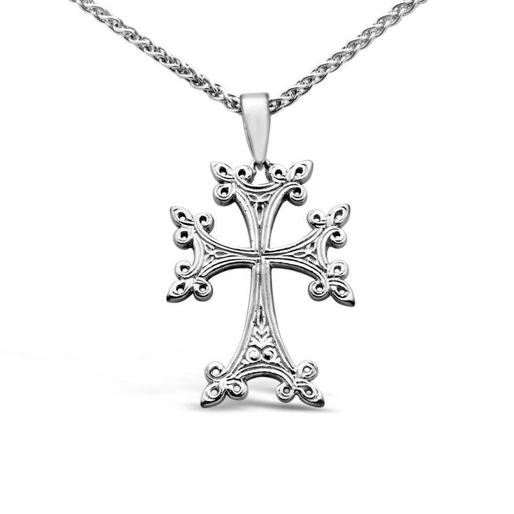 The Armenian Cross Pendant
