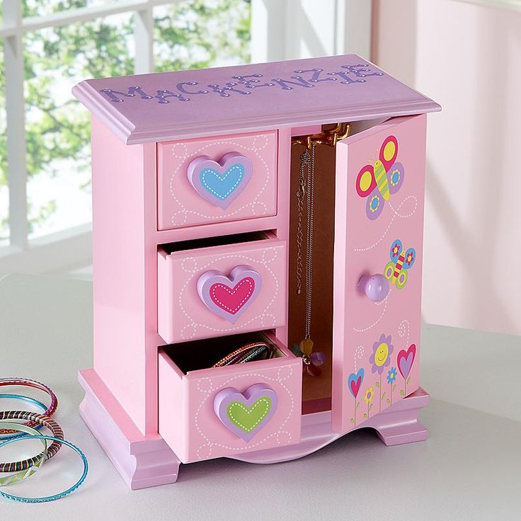 155 best for the kids images on pinterest personalised gifts secret garden jewelry box negle Image collections