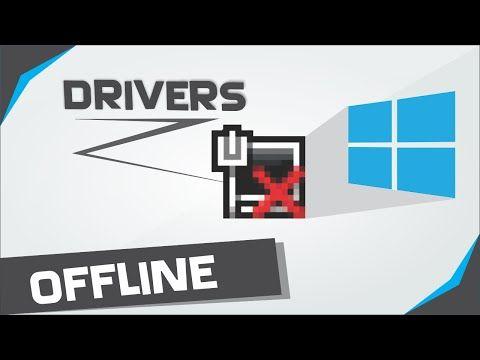 Como Instalar Drivers de Rede após formatação [Atualizado] - YouTube