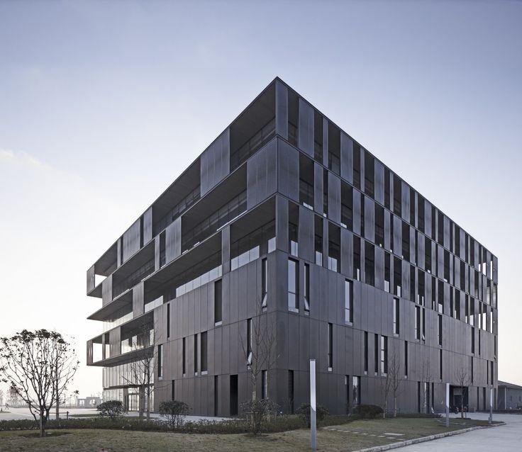 Wuxi Memsic Semiconductor Headquarter / UDG China