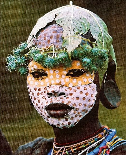 Ethiopia. People from the Lower Omo River Valley // Hans Silvester