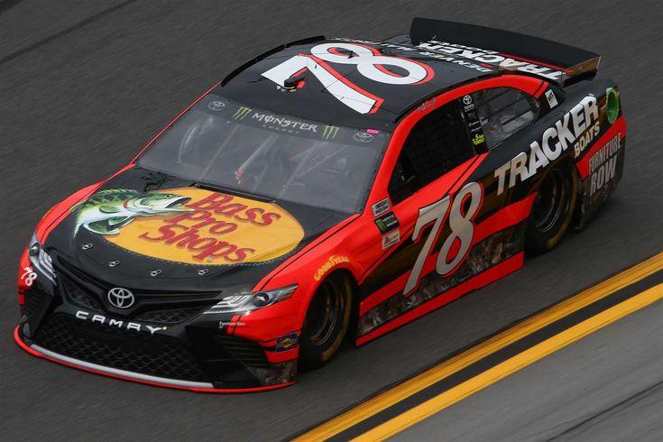 2017 Daytona 500 Martin Truex Jr. will start 35th in the No. 78 Furniture Row Racing Toyota. Crew chief: Cole Pearn Spotter: Clayton Hughes