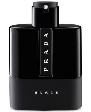 Prada Men Luna Rossa Black Eau de Parfum Spray, 3.4-oz.