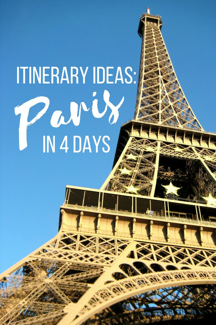 Things to do in #Paris with only 3-4 days in the city | #Budget #travel in Paris, #France