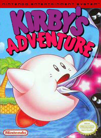 Kirby's Adventure - NES